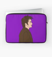 DAVID TENANT Laptop Sleeve