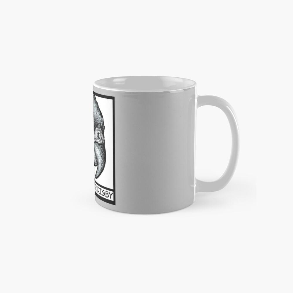 """""""Sir Digby, 2014"""" Mug"""