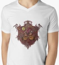 My Deer love ( Christmas Dont Starve Fanart 3 ) Men's V-Neck T-Shirt