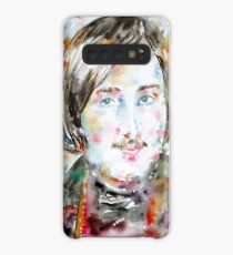 NIKOLAI GOGOL - watercolor portrait Case/Skin for Samsung Galaxy