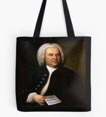 J. S. Bach Tote Bag