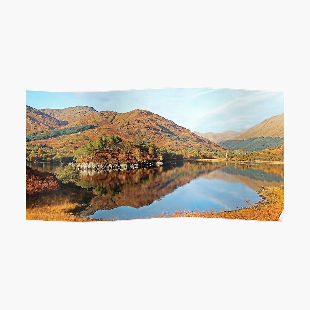 Glenfinnan & Loch Shiel Poster
