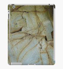 Sea Weathered Rock Texture iPad Case/Skin