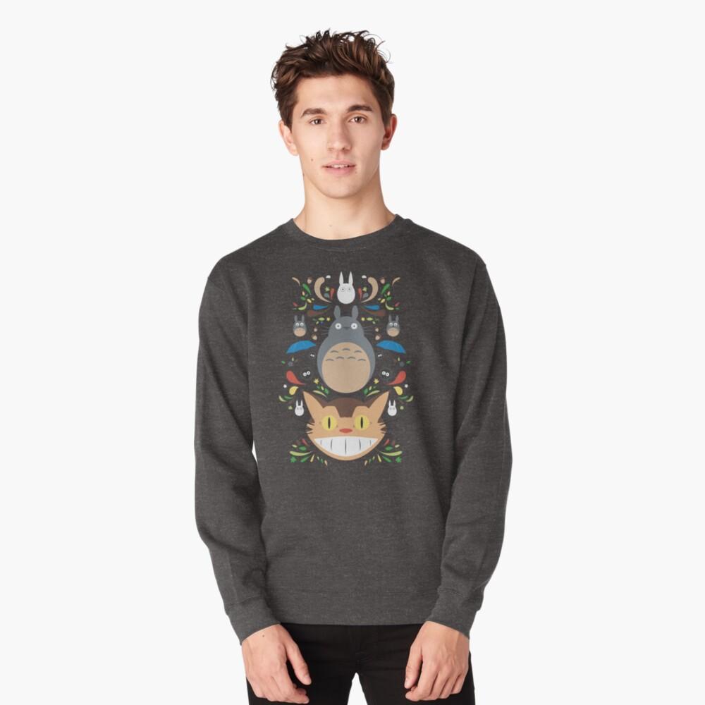 Neighbor Friends Pullover Sweatshirt