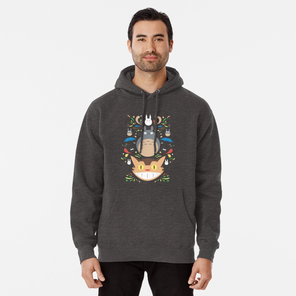 Neighbor Friends Pullover Hoodie