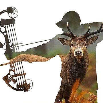 Deer Hunter - Bow Hunter V.2 by cstronner