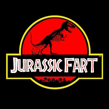 Jurassic Fart by Speaklwd