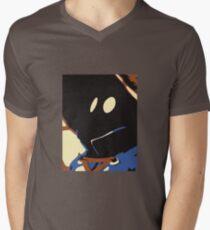 Vivi Ornitier Mens V-Neck T-Shirt