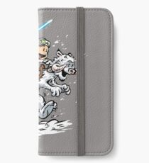Calvin and Hoth iPhone Wallet/Case/Skin