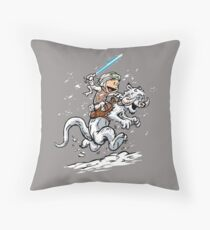 Calvin and Hoth Floor Pillow