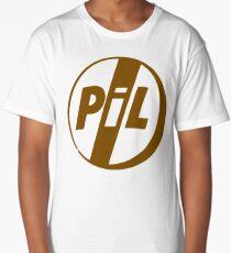 BEST T-SHIRT KE46 Public Image Ltd Pil Punk Band T Shirt Trending Long T-Shirt