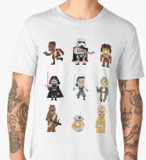8-Bit Party Men's Premium T-Shirt