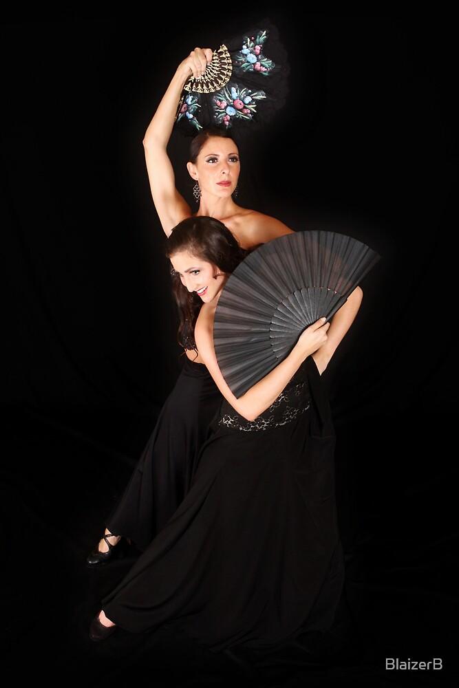 Symmetry in dance by BlaizerB