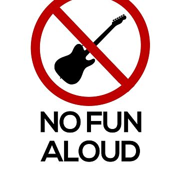 No Fun Aloud Eagles by classydesignz