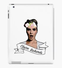 Claire Richards iPad Case/Skin