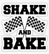 Shake & Bake Sticker