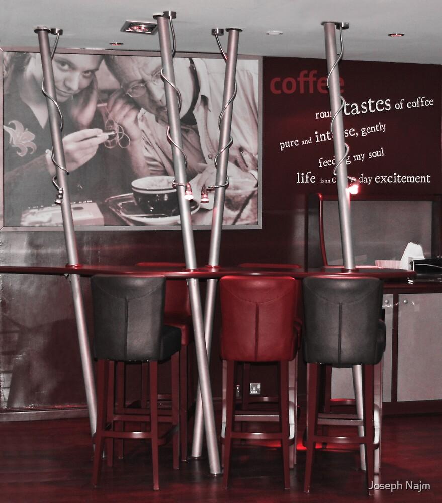 Coffee Break by Joseph Najm