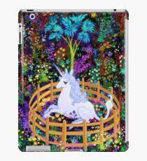 The Last Unicorn in Captivity iPad Case/Skin