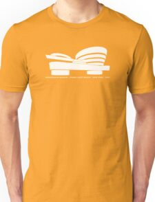 Guggenheim Museum Frank LLoyd Wright Architecture Tshirt Unisex T-Shirt