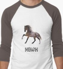Cute Funny Horse Neigh T-Shirt