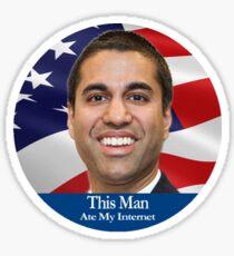 Net Neutrality Sticker
