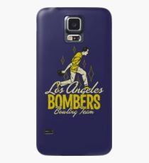 Los Angeles Bombers Case/Skin for Samsung Galaxy