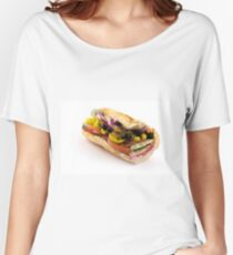 The Works Sandwich Women's Relaxed Fit T-Shirt