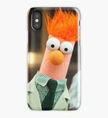 It's Beaker! iPhone Case/Skin