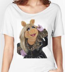 Miss Piggy is Fab Women's Relaxed Fit T-Shirt