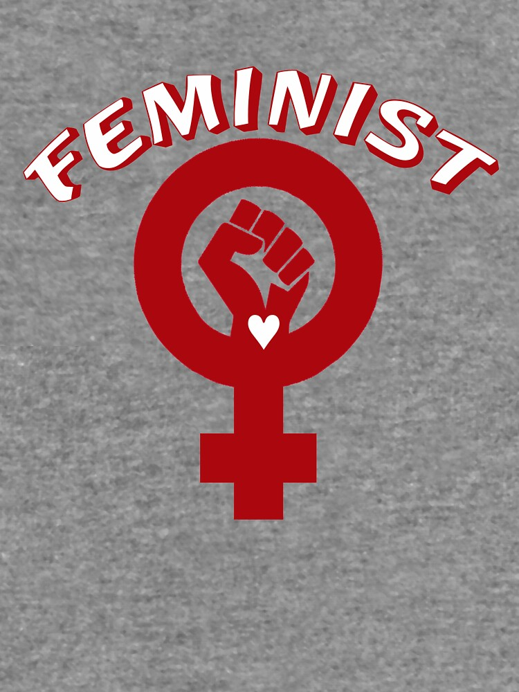 Feminist  by Rightbrainwoman