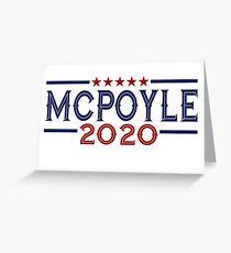 McPoyle 2020 Greeting Card