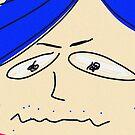 Blue hair by rimadi