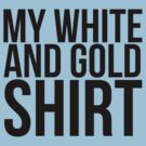 #TheDress - White & Gold? by Styl0