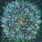 Allium Seedhead by Susan Scott