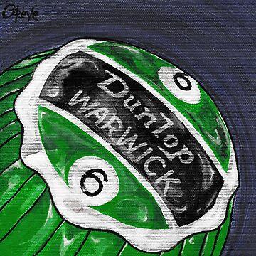Dunlop Warwick Green by greve