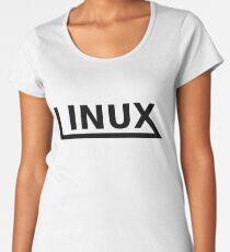 Linux Women's Premium T-Shirt