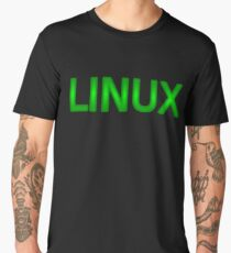 Linux Men's Premium T-Shirt