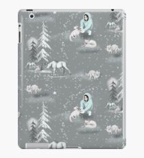 Arctic Friends iPad Case/Skin