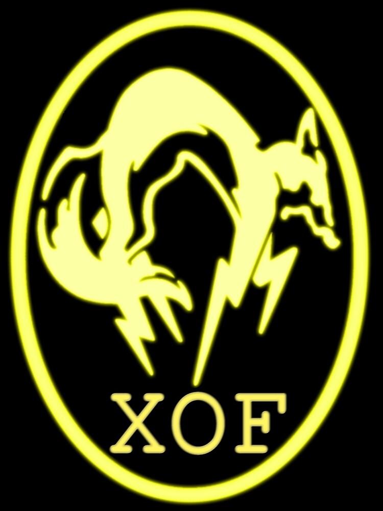 XOF logo- yellow by tylafoutz