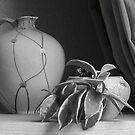 Vase in the Window by KSkinner