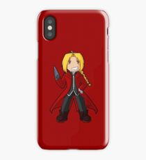 Chibi Ed iPhone Case