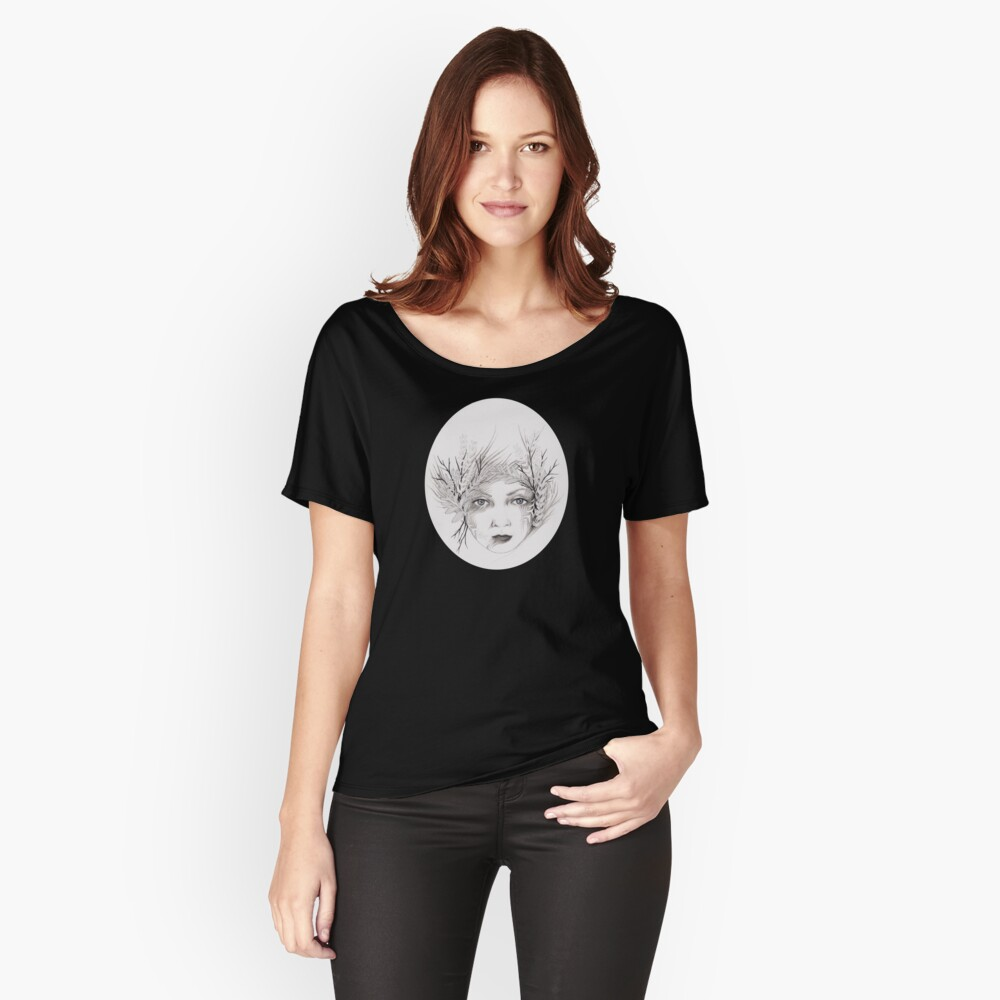 Mother Nature Relaxed Fit T-Shirt