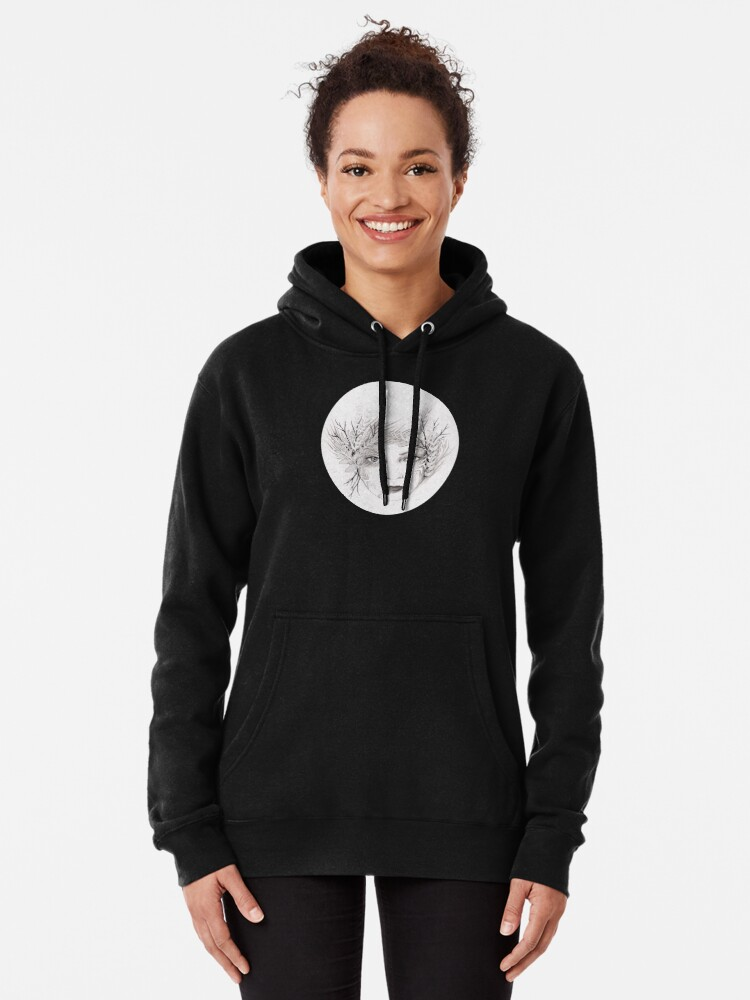 Alternate view of Mother Nature Pullover Hoodie
