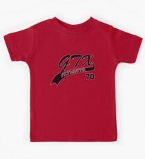 70 GTX - White Outline Kids Clothes