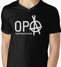 RETRO XE361 Opa The Expanse Best Product Men's V-Neck T-Shirt