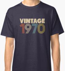 Jahrgang 1970 - 48. Geburtstag Classic T-Shirt