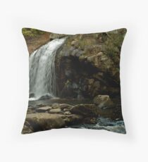Turtletown Creek East Falls I Throw Pillow