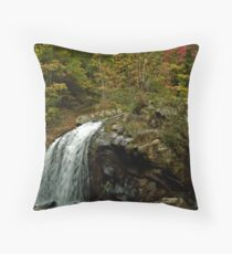 Turtletown Creek East Falls II Throw Pillow