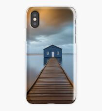 Crawley Edge Boatshed iPhone Case/Skin