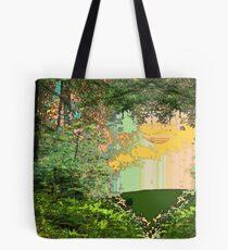 Subtropical Sunset Tote Bag